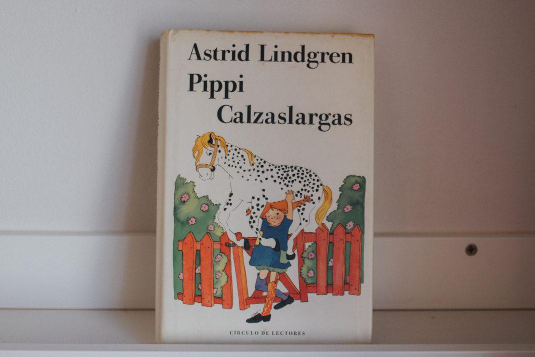 Pippi Calzaslargas de Círculo de lectores
